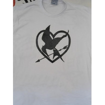 Camiseta Jogos Vorazes The Hunger Games Love Lana Camisetas