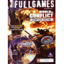 Revista Fullgames: World In Conflict Para Pc
