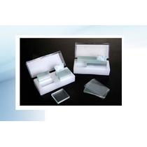Lamínula Para Microscopia 24x40mm Cx Com 100 Unidades