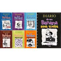 Kit Diario De Um Banana (2+5+6+7+8+9+10)