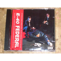 Cd Imp E-40 - Federal (1993) Gangsta Rap