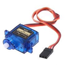 Micro Servo 9g Sg90 + Acessórios, Ideal Para Arduino / Hobby