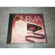 Cd - O Melhor Do Cinema Volume 1 Raro!!!