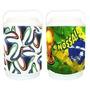 Cooler Caixa Térmica 16 Lata Cerveja Bebida Copa 2014 Brasil