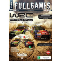 Revista Fullgames: World Rally Championship Para Pc