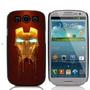 Case Skin Alumínio Samsung S3 -homem Aranha E Homem De Ferro