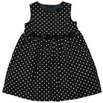 Vestido Infantil Preto Carters - 12 Meses