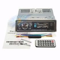 Radio Mp3 Player Automotivo Usb Sd Radio Fm Novacom Na6249
