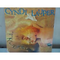 Disco De Vinil - Cyndi Lauper - True Colors