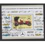 Carros Antigos - Mercedes-benz -bloco Coreia - 7293