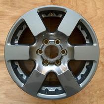 Roda Nissan Frontier Aro 16 (original) Grafite