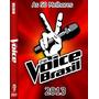 Dvd The Voice Brasil 2013 - Coletânea - As 50 Melhores