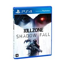 Killzone Shadow Fall Ps4 Playstation 4 Pronta Entrega C/nf