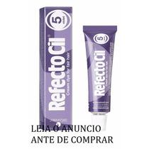 Tinta Refectocil Cílios E Sombrancelhas N°5 Violeta