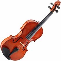 Violino Marquês Dy014 3/4 + Captador De Violino Sonica