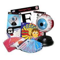 Modelo Anatômico Do Globo Ocular Humano