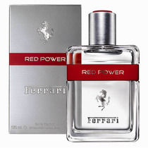 Perfume Masculino Ferrari Red Power 125ml Importado Usa