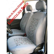 Capa De Banco Pick Up Corsa Tecido Original + Super Brinde