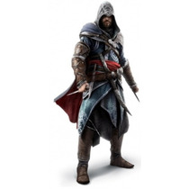 Ezio The Mentor Assassin S Creed 3 Neca Altair