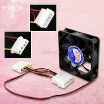 Micro Ventilador 60x60x15mm Fan Cooler 12v