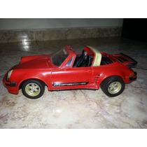 Miniatura Antiga Porsche 1987 New Bright Controle Remoto????