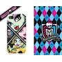 Capa Iphone 5 E 5s Monster High 100% Original Na Caixa!!!