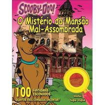 Scooby Doo O Misterio Da Mansao Mal Assombrada Frete Grátis