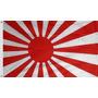 Bandeira Japonesa Sol Nascente Japão Segunda Guerra Luxo