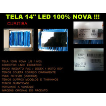 Tela Led 14 Notebook Lenovo G475 G470 Z470 G450 S410 G460