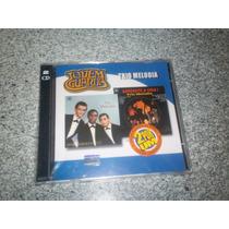 Cd - Trio Melodia Jovem Guarda Duplo Lacrado!!!