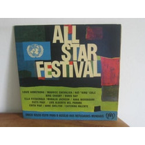 Lp Col All Star Festival Ella Fitzgerald Nat King Cole