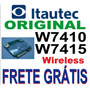 Mini Pci Express Wireless Itautec W7410 W7415 - Rtl8191se