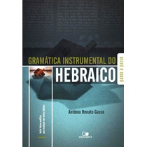 Gramática Instrumental Do Hebraico Ed Vida Nova