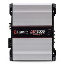 Módulo Amplificador Digital Taramps Dsp 3000 Compact 2 Ohms