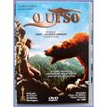 Dvd O Urso - Jean Jacques Annaud - Original - Lacrado Raro