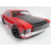 Automodelo Chevrolet Opala Ss Himoto 1/10 2.4ghz Combustão