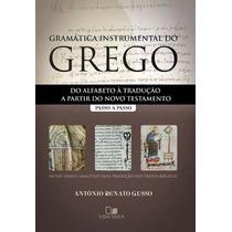 Gramática Instrumental Do Grego Ed Vida Nova