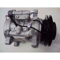 Compressor 6p148 Denso 8 Orelhas 12v. Polia 6pk Ou 2 Canais