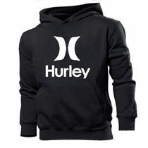 Blusa Moleton Hurley Promoção ! Frete Grátis.