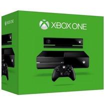Xbox One + Kinect + Headset + 500gb. Novo Na Caixa. Nota F.