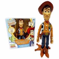 Woody Caixa Original Do Filme Toyng