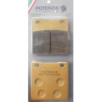 Pastilha Potenza Tras. Gs 500 Bandit 600/1200 Srad Hayabusa
