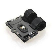 Suporte Base Bike, Moto, Tubos Velcro Gopro / Camera Digital