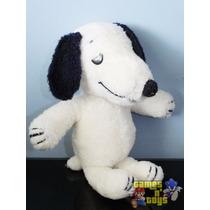 Snoopy Pelúcia Estrela Cachorro Peanuts Tenho Mc Donalds