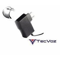 Fonte De Alimentação 12v 1a Bivolt Eletrônica Led Tec Voz