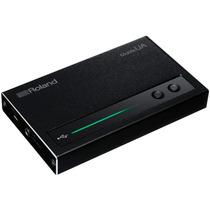 Roland Ua-m10 Mobile Ua - Interface De Áudio Usb + Estoque