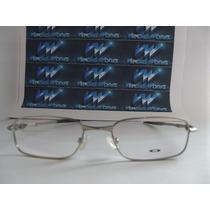 Armação P/ Óculos Grau, Spender Com Aro, Oakley, Envio Já