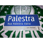 Artigo Palmeiras - Placa Da Rua Palestra Itália