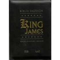 Bíblia King James A Melhor Do Grego Hebraico E Aramaico