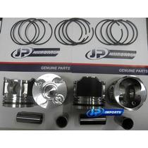 Pistao Com Aneis 0,50 Actyon, Kyron 2.0 Diesel -jp001284